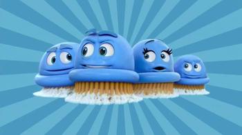 Scrubbing Bubbles Mega Shower Foamer TV Spot, 'Makes Cleaning Easy' - Thumbnail 1
