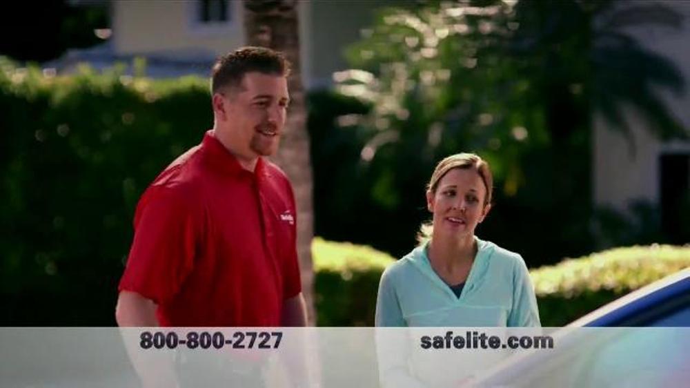 Safelite Auto Glass TV Commercial, 'Steve'