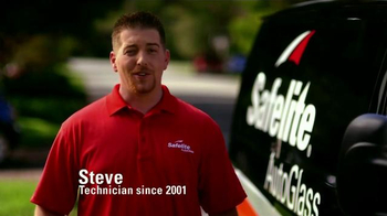 Safelite Auto Glass TV Spot, 'Steve' - Thumbnail 1