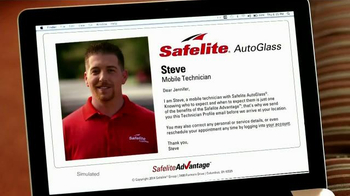 Safelite Auto Glass TV Spot, 'Steve' - Thumbnail 4