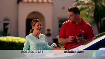 Safelite Auto Glass TV Spot, 'Steve' - Thumbnail 8