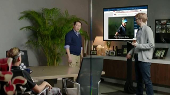 PGA TV Spot, 'Redesigned Website' Featuring Ian Poulter - Thumbnail 1