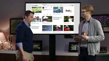 PGA TV Spot, 'Redesigned Website' Featuring Ian Poulter - Thumbnail 10