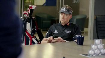 PGA TV Spot, 'Redesigned Website' Featuring Ian Poulter - Thumbnail 4