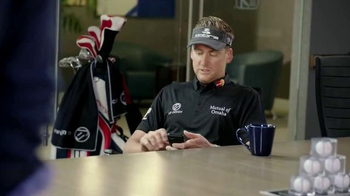 PGA TV Spot, \'Redesigned Website\' Featuring Ian Poulter
