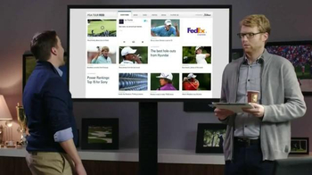 PGA TV Spot, 'Redesigned Website' Featuring Ian Poulter - Thumbnail 7