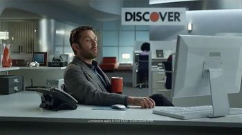 Discover Card It Card: FICO TV Spot, 'Surprise'