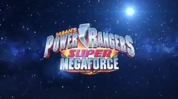 Power Rangers MegaForce Deluxe Legendary Megazoid TV Spot - Thumbnail 1