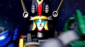 Power Rangers MegaForce Deluxe Legendary Megazoid TV Spot - Thumbnail 2
