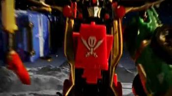 Power Rangers MegaForce Deluxe Legendary Megazoid TV Spot - Thumbnail 3