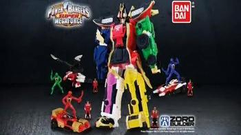 Power Rangers MegaForce Deluxe Legendary Megazoid TV Spot - Thumbnail 7