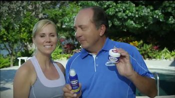 Blue Emu TV Spot, 'Poolside' Featuring Johnny Bench - Thumbnail 10