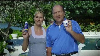 Blue Emu TV Spot, 'Poolside' Featuring Johnny Bench - Thumbnail 6