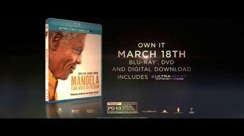 Mandela: Long Walk to Freedom Blu-ray & DVD TV Spot