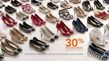Payless Shoe Source TV Spot, 'Oficina' [Spanish] - Thumbnail 6