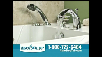 Safe Step Tub TV Spot, 'Great News' - Thumbnail 3