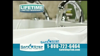 Safe Step Tub TV Spot, 'Great News' - Thumbnail 8