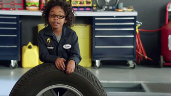 Meineke Car Care Centers TV Spot, 'Aligned Tires'
