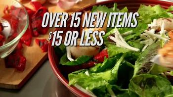 Carrabba's Grill TV Spot, 'New Menu' - Thumbnail 4