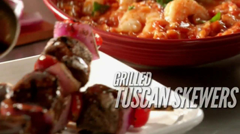 Carrabba's Grill TV Spot, 'New Menu' - Thumbnail 8