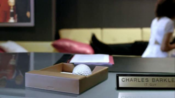 CDW TV Spot, 'Rich and Famous' Featuring Charles Barkley - Thumbnail 3