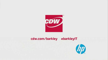CDW TV Spot, 'Rich and Famous' Featuring Charles Barkley - Thumbnail 9
