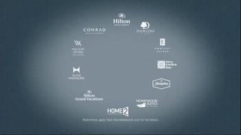 Hilton Hotels Worldwide TV Spot, 'Weekend: The Shore' - Thumbnail 10