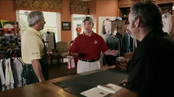 Bridgestone Golf TV Spot, 'Triplets' Featuring David Feherty - Thumbnail 7