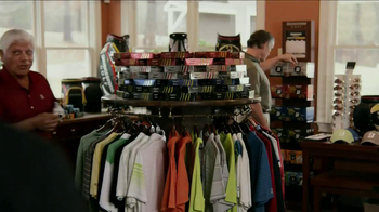 Bridgestone Golf TV Spot, 'Triplets' Featuring David Feherty - Thumbnail 8