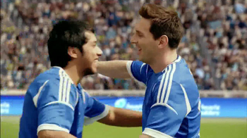 Head & Shoulders 2 in 1 Classic Clean TV Spot Con Lionel Messi [Spanish] - 57 commercial airings