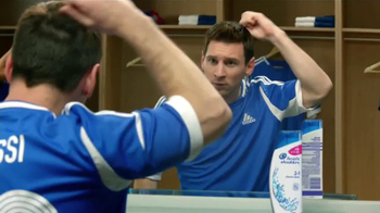 Head & Shoulders 2 in 1 Classic Clean TV Spot Con Lionel Messi [Spanish] - Thumbnail 2