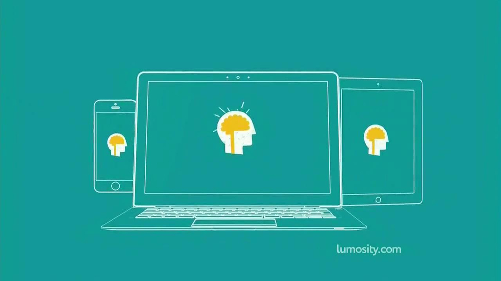 Lumosity TV Commercial, 'Bart' - Video