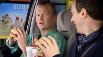 Sonic Drive-In TV Spot, 'St. Patrick's Day Wish' - 185 commercial airings