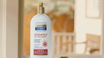 Gold Bond Diabetics TV Spot, 'Hydration' - Thumbnail 5