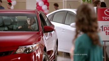 Toyota Evento #1 Para Todos TV Spot, 'La Prueba' [Spanish] - Thumbnail 4