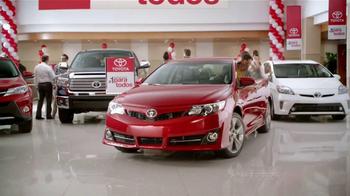 Toyota Evento #1 Para Todos TV Spot, 'La Prueba' [Spanish] - Thumbnail 5