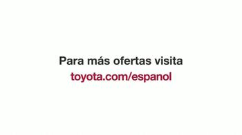 Toyota Evento #1 Para Todos TV Spot, 'La Prueba' [Spanish] - Thumbnail 8