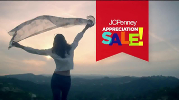 JCPenney Appreciation Sale TV Spot - 102 commercial airings