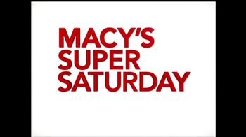Macy\'s March 2014 One Day Sale Saturday TV Spot, \'Mattresses\'