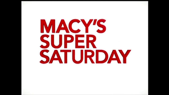 Macy's March 2014 One Day Sale Saturday TV Spot, 'Mattresses'