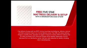 Macy's March 2014 One Day Sale Saturday TV Spot, 'Mattresses' - Thumbnail 7