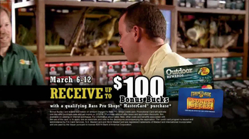 Bass Pro Shops Spring Fishing Classic TV Spot Featuring Stacey King - Thumbnail 7
