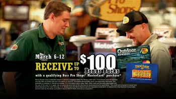 Bass Pro Shops Spring Fishing Classic TV Spot Featuring Stacey King - Thumbnail 8