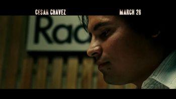 Cesar Chavez - 290 commercial airings