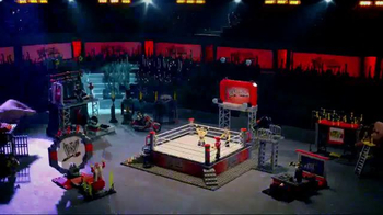 WWE Smack Down TV Spot - 425 commercial airings