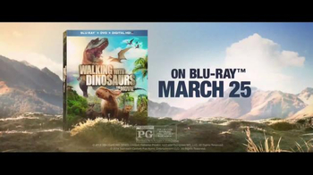 Walking with Dinosaurs Blu-ray and DVD TV Spot