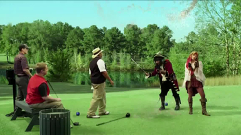 Bridgestone Golf E Series TV Spot, 'Pirate Golf' - Thumbnail 3