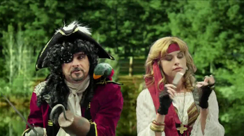 Bridgestone Golf E Series TV Spot, 'Pirate Golf' - Thumbnail 6