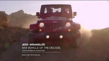 Jeep Award Season Event TV Spot - Thumbnail 4