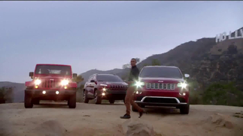 Jeep Award Season Event TV Spot - Thumbnail 6